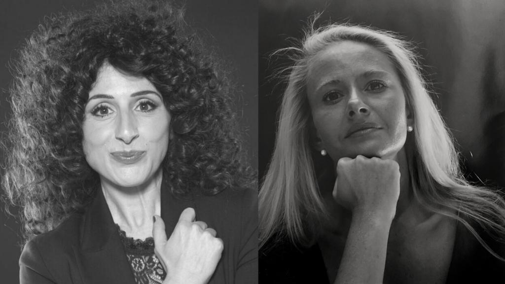 """""""L'amore si odia"""" – Eleonora Caliciotti e Brunella Caronti"""