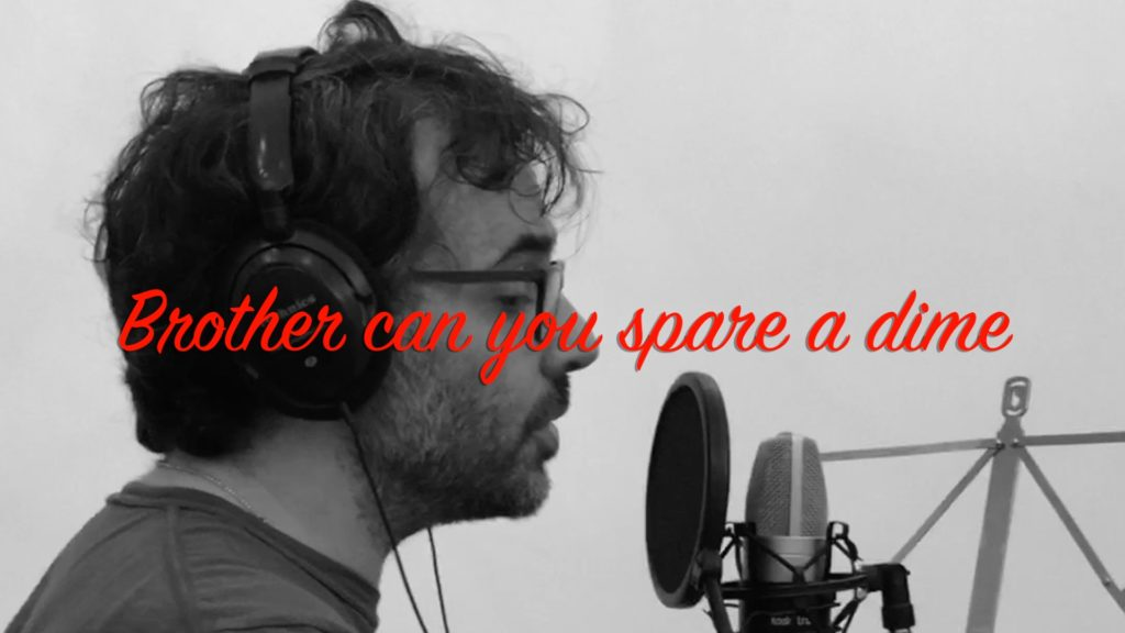 Brother can you spare a dime – Alessio Ferrucci