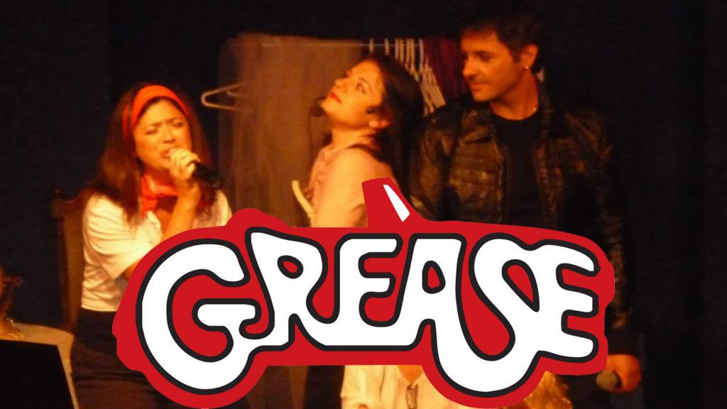 Grease (medley) – Grace Lerose, Alessio Ferrucci, Federica Flemma